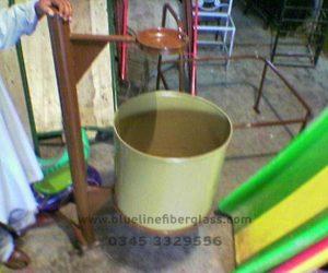 Fiberglass Dustbins Pots & Planters (1)