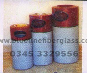 Fiberglass Dustbins Pots & Planters (11)