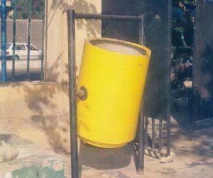 Fiberglass Dustbins Pots & Planters (12)