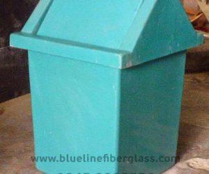 Fiberglass Dustbins Pots & Planters (15)