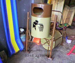 Fiberglass Dustbins Pots & Planters (19)
