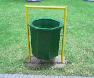 Fiberglass Dustbins Pots & Planters (22)