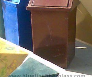 Fiberglass Dustbins Pots & Planters (24)