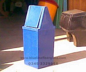 Fiberglass Dustbins Pots & Planters (25)