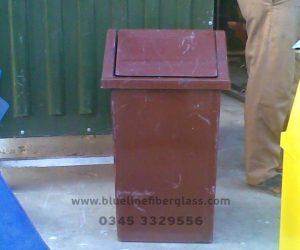 Fiberglass Dustbins Pots & Planters (26)