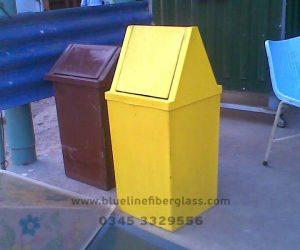 Fiberglass Dustbins Pots & Planters (27)