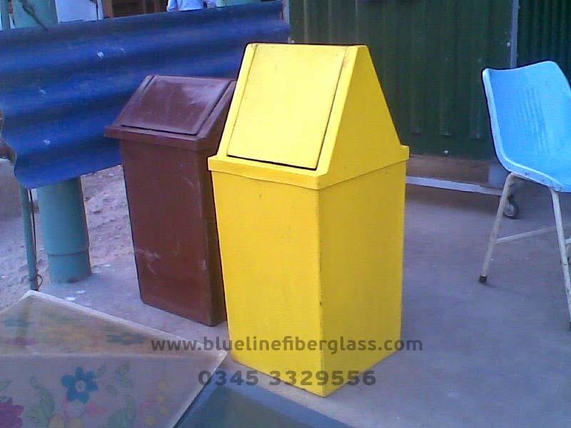 Fiberglass Dustbins Pots & Planters