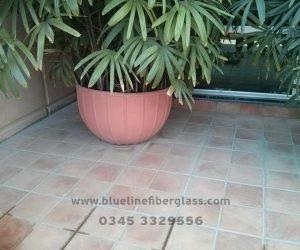 Fiberglass Dustbins Pots & Planters (30)