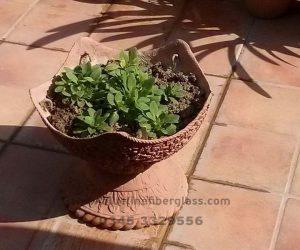 Fiberglass Dustbins Pots & Planters (31)