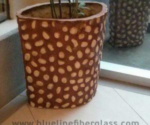 Fiberglass Dustbins Pots & Planters (32)