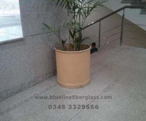 Fiberglass Dustbins Pots & Planters (33)