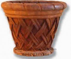 Fiberglass Dustbins Pots & Planters (40)