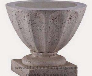 Fiberglass Dustbins Pots & Planters (42)