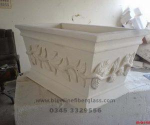 Fiberglass Dustbins Pots & Planters (48)