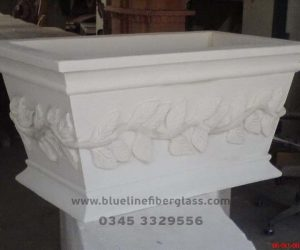 Fiberglass Dustbins Pots & Planters (49)