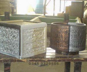 Fiberglass Dustbins Pots & Planters (51)