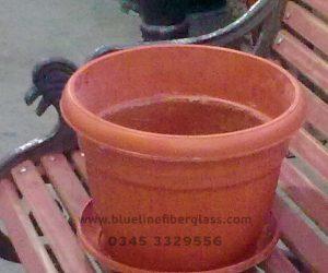 Fiberglass Dustbins Pots & Planters (52)