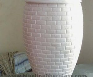 Fiberglass Dustbins Pots & Planters (57)