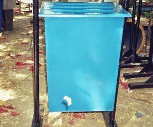 Fiberglass Dustbins Pots & Planters (58)