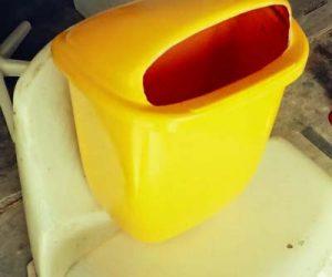 Fiberglass Dustbins Pots & Planters (59)