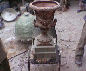 Fiberglass Dustbins Pots & Planters (60)
