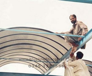 roof shade Karachi Pakistan