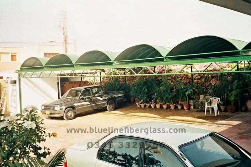 Fiberglass Roof Panels Shade Sheet For Car Parking Price