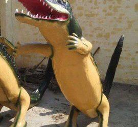 Fiberglass animals statues sculptures monuments karachi pakistan