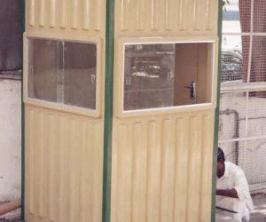 fiberglass guard room toilet portacabin (111)