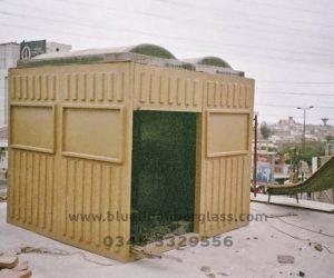 fiberglass guard room toilet portacabin (112)