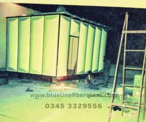 fiberglass guard room toilet portacabin (115)
