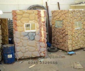 fiberglass guard room toilet portacabin (73)