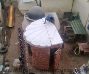 fiberglass guard room toilet portacabin (99)