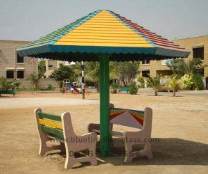 fiberglass shade canopy umbrella parks (12)