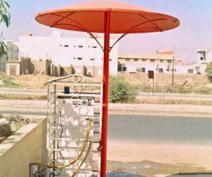 fiberglass shade canopy umbrella parks (14)
