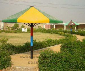fiberglass shade canopy umbrella parks (15)
