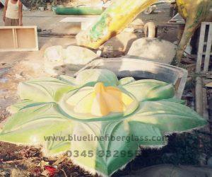 fiberglass shade canopy umbrella parks (16)