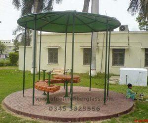 fiberglass shade canopy umbrella parks (20)