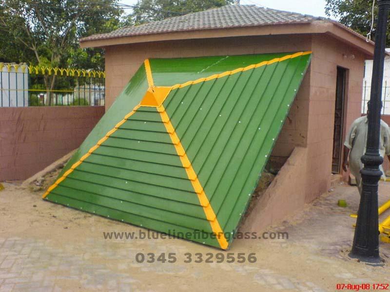 Fiberglass Skylights - Fiberglass Roof Panels Ideas Design