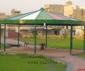 fiberglass shade canopy umbrella parks (26)