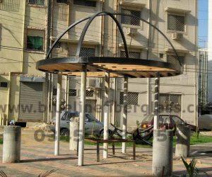 fiberglass shade canopy umbrella parks (30)