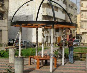 fiberglass shade canopy umbrella parks (32)