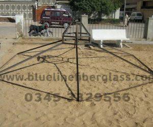 fiberglass shade canopy umbrella parks (34)
