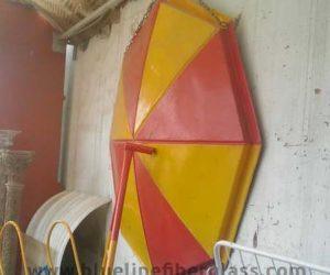 fiberglass shade canopy umbrella parks (4)