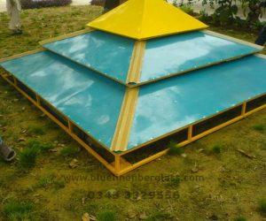 fiberglass shade canopy umbrella parks (40)