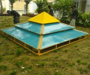 fiberglass shade canopy umbrella parks (41)