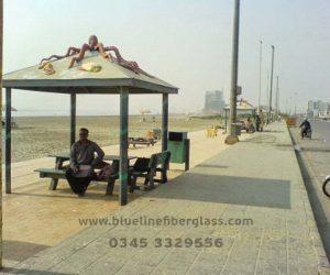fiberglass shade canopy umbrella parks (46)