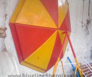 fiberglass shade canopy umbrella parks (5)