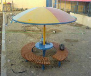 fiberglass shade canopy umbrella parks (53)