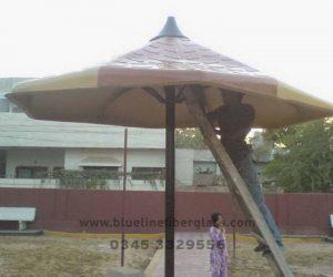fiberglass shade canopy umbrella parks (6)
